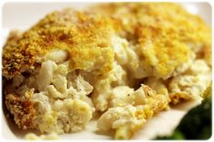 Norwegian Food, Cauliflower, Macaroni And Cheese, Seafood, Healthy Recipes, Healthy Food, Healthy Lifestyle, Food Porn, Vegetables