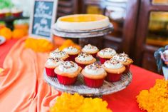 Cupcakes, Cheesecake, Design, Rcgroup, Walter Lopez Photography, Baby shower, Halloween color