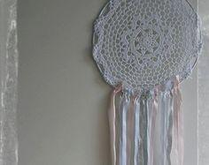 Handmade Dream Catcher 40cm by AllForSophie on Etsy