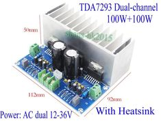 Product descriptions: Product dual channel power amplifier board Amplifier Power supply:dual dual Output Respone frequence Output Number of channel:dual channel output Product dimensions : N Audio Box, Thing 1, Stereo Amplifier, Consumer Electronics, Digital, Board, Projects, Channel, Number