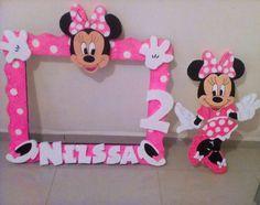 Minnie Mouse rosa fluoresente                                                                                                                                                      Más