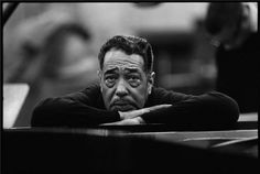 Duke Ellington (1899 – 1974 #jazz #DukeEllington http://www.jazz-radio.gr