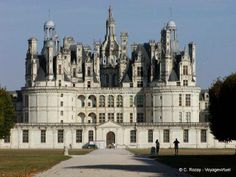 Beautiful Castles, Beautiful Sites, Beautiful Buildings, Beautiful Places, Francois 1, Real Life Princesses, Neoclassical Architecture, French Castles, France Photos