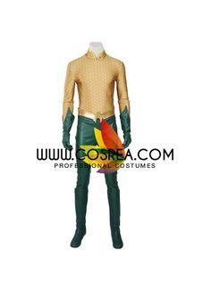 DC Aquaman Complete Cosplay Costume
