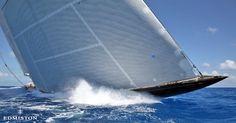 Endeavour Yacht for Sale   Camper & Nicholsons Shipyard Luxury Sail Yacht