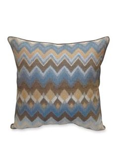 Brick Arlee Mona Woven Geometric Toss Pillow