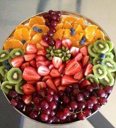 Luv the fruit platter
