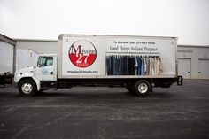 At TKO Graphix we're privileged to work with many outstanding organizations. The Mission 27 Resale box truck wrap represents one of the finest. Pure White Background, Unusual Names, Circular Logo, Christian World, Car Wrap, Trucks, Graphics, Box, Vehicles