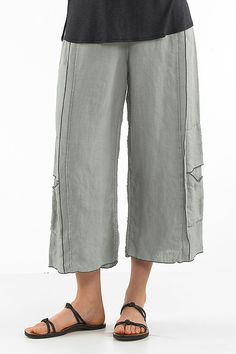 Faye Dress by Cynthia Ashby (Linen Dress | Summer, Pants and Linen ...