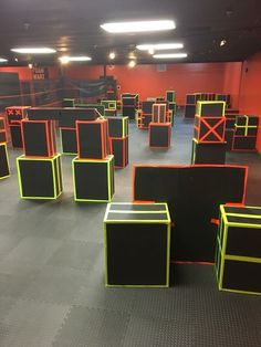 Foam Warz, Lexington Ky - Nerf gun arena