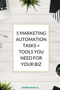 Here's the top 5 marketing automation tools and their tasks that will save you time and money, so you can get back to doing what you love. Click here to read and grab the freebies at the end! #mailchimp #canva #calendly #grum #instagram #newsletters #email #tasks #todolist #templates #marketing Marketing Automation, Marketing Tools, Productivity Apps, Growing Your Business, Getting Things Done, Online Business, Squad, Templates, Money