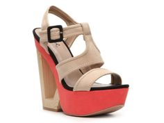 Qupid Bullet-02 Wedge Sandal...I've been purchasing a lot of the Qupid line, lately.