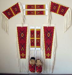 native american beadwork | KQ Designs - Native American Beadwork, Powwow Regalia, and Beaded ... Powwow Beadwork, Powwow Regalia, Indian Beadwork, Native Beadwork, Native American Regalia, Native American Beauty, Native American Crafts, Native American Beadwork, Native Indian