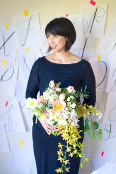 Humans with Bouquets: Maybelle | Tulipina