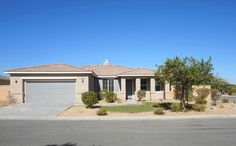 Single story 3 bedroom home with den, currently in escrow.