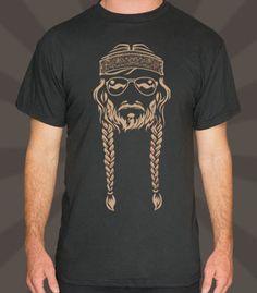 Willie Nelson shirt at 6dollarshirts.com
