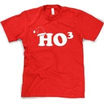 Ho Ho Ho Christmas Shirt is adorable Christmas t shirt for the holiday season.