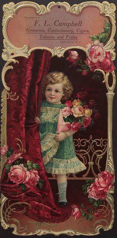 Vintage & Victorian print