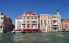 Hotel Bauer Grunwald - Grand Canal - Venice, I Grand Canal Venice, Italy Pictures, Italy Art, Italy Fashion, Pilgrimage, Venice Italy, Italy Travel, Beautiful Places, Tours