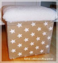 Upcycle Hocker