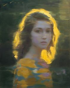 Find the latest shows, biography, and artworks for sale by Vincent Xeus. Vincent Xeus's atmospheric portraits are driven by a reverence for Italian and Dutch… Painting Inspiration, Art Inspo, Oil Portrait, Portrait Paintings, Art Graphique, Contemporary Paintings, Contemporary Wallpaper, Aesthetic Art, Figurative Art