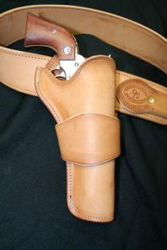 Holster Patterns | Cowboy Crafts Online