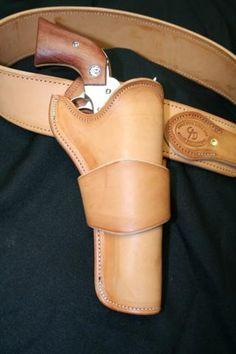 Holster Patterns | Cowboy Crafts Online