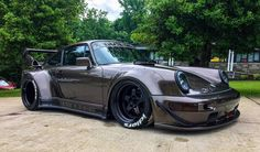 I love a good wide body 911