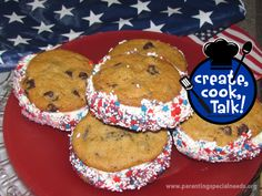 Foodie Fun for Kids: Ice Cream Sandwiches