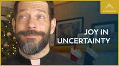 We live in a perpetual state of uncertainty about the future. We are always worrying about the future, but joy can be present, because Christ is present. Father Mike Schmitz, Adventure Bible, Jesus In The Temple, Joy Quotes, Feel Like Giving Up, Religious Quotes, New Opportunities, Catholic, Religion