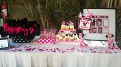 "Photo 1 of 20: Minnie Mouse / Birthday ""Minnie mouse 3rd birthday party"" 