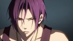 Anime Screencap and Image For Free! Rin Matsuoka, Free Eternal Summer, Free Iwatobi Swim Club, Kyoto Animation, Splash Free, Aesthetic Template, Anime Japan, Cute Anime Wallpaper, Free Anime