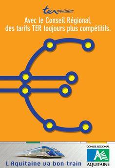 Ter Aquitaine - Projet
