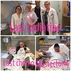 """This strong sister has been through breast cancer and back! Laura says, """"A year ago, June 12, 2015, I was diagnosed with stage 3 breast cancer. Started chemo first week in July, mastectomy October, radiation January of this year. Just returned to work this week - curly hair and all (LOL)."""" You are awesome, Laura! So glad to hear that you've kicked cancer butt and are moving on with your life. We are incredibly happy for you and all that you've accomplished. Way to #FightLikeAGirl!"""