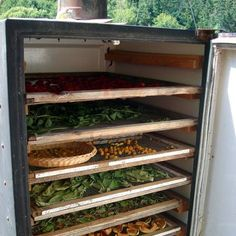 Homesteading / Survivalism shared Canning, Preserving and Dehydrating Food'