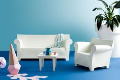 Bubble Club by Philippe Starck | Re-design your summer! Hold It Contemporary Home Furniture