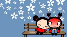 wallpapers pucca and garu - Buscar con Google