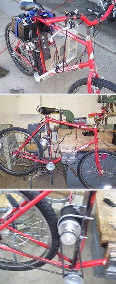 Yes, it is actually possible to build an electric bike for under $100. The secret? Get most of your materials for free!