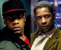 John Boyega Denzel Washington   John Boyega and Denzel Washington comparison