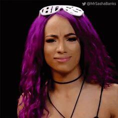 Sasha Banks Bikini, Wwe Sasha Banks, Black Wrestlers, Wwe Female Wrestlers, Wwe Girls, Wwe Ladies, Hottest Wwe Divas, Wwe Raw And Smackdown, Becky Wwe