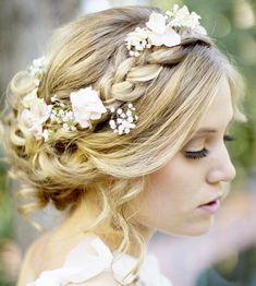 Gorgeous Updo Wedding Hairstyles