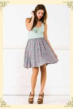 One of the dresses I ordered last week. It has a criss cross back and is very comfy and super flattering!