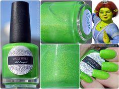Daily Hues Nail Lacquer Fiona  http://miserylovesblue.blogspot.it/2016/03/daily-hues-nail-lacquer-fiona.html