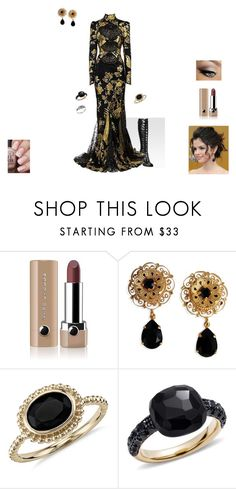 """Met Gala 2015"" by swaggergirl14 ❤ liked on Polyvore featuring Burberry, Marc Jacobs, Dolce&Gabbana, Blue Nile, Pomellato and Roberto Cavalli"