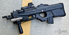 An FN F2000. |CLYDE ARMORY|