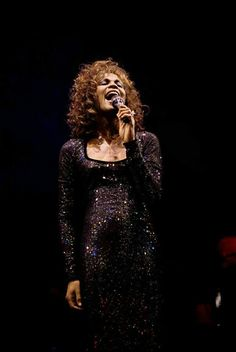 "Whitney Houston is one of the best vocalist. Ever since I heard her sing ""I Will Always Love You"" I was just in awe. R.I.P Whitney"