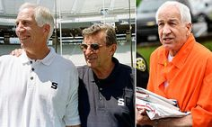 Documents reveal Penn State coach Joe Paterno knew about Jerry Sandusky abuse in 1976 | Daily Mail Online