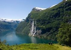 Valldal, Alesund, Norway