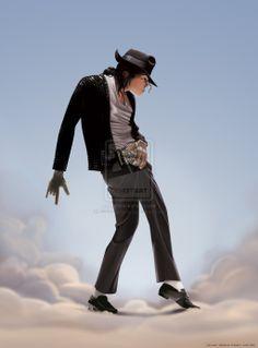 Michael Jackson in Paradise by lemomekeke.deviantart.com on @deviantART