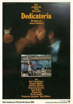 Dedicatoria (1980) de Jaime Chávarri - tt0080604